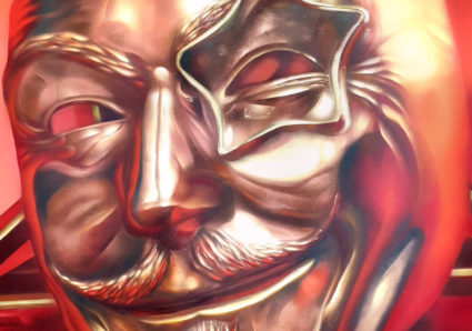 Replete's Fawkes Mask