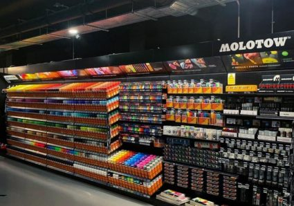 The MOLOTOW BRISTOL Store