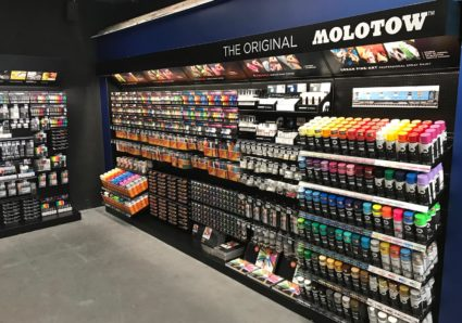 Introducing the MOLOTOW MEXICO Store