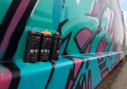 New FLAME™ Graffiti Reviews