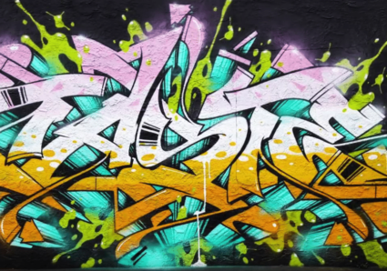 Graffiti Session: TASTE
