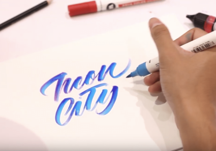 WRITE THE FUTURE x MOLOTOW Demo Videos