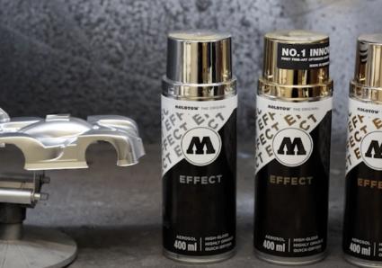 The MOLOTOW URBAN FINE ART Effect Spray