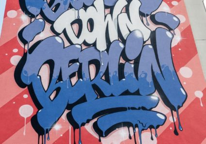 The BOOGIE DOWN BERLIN Mural