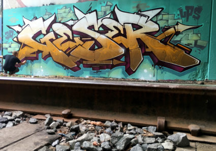 New GESER Trackside Piece