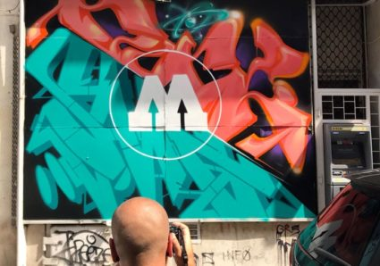 MOLOTOW & FRIENDS in Budapest, Hungary