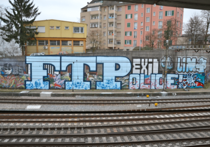 DARE F.T.P. Trackside Piece repainted