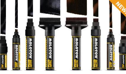 MOLOTOW™ MASTERPIECE New Product Range
