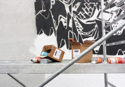 M-CITY Mural - Urban Spree Berlin