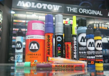 Introducing the MOLOTOW STORE MADRID!