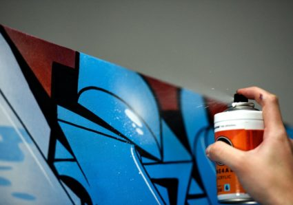MATE ONE x ONE4ALL Acrylic Spraypaint