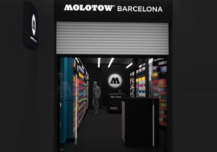 Hola, Barça! Introducing MOLOTOW Barcelona
