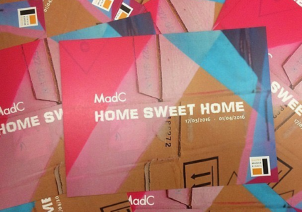 MADC x Home Sweet Home x Galerie Brugier-Rigail Paris