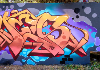 New piece by TONES GFR