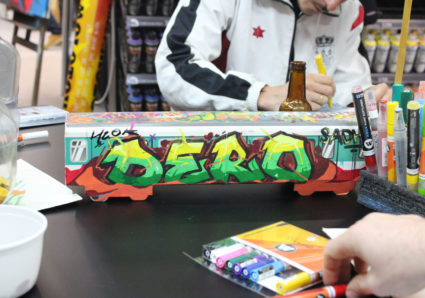 ONE YEAR MOLOTOW LISBOA Shop Anniversary 2019