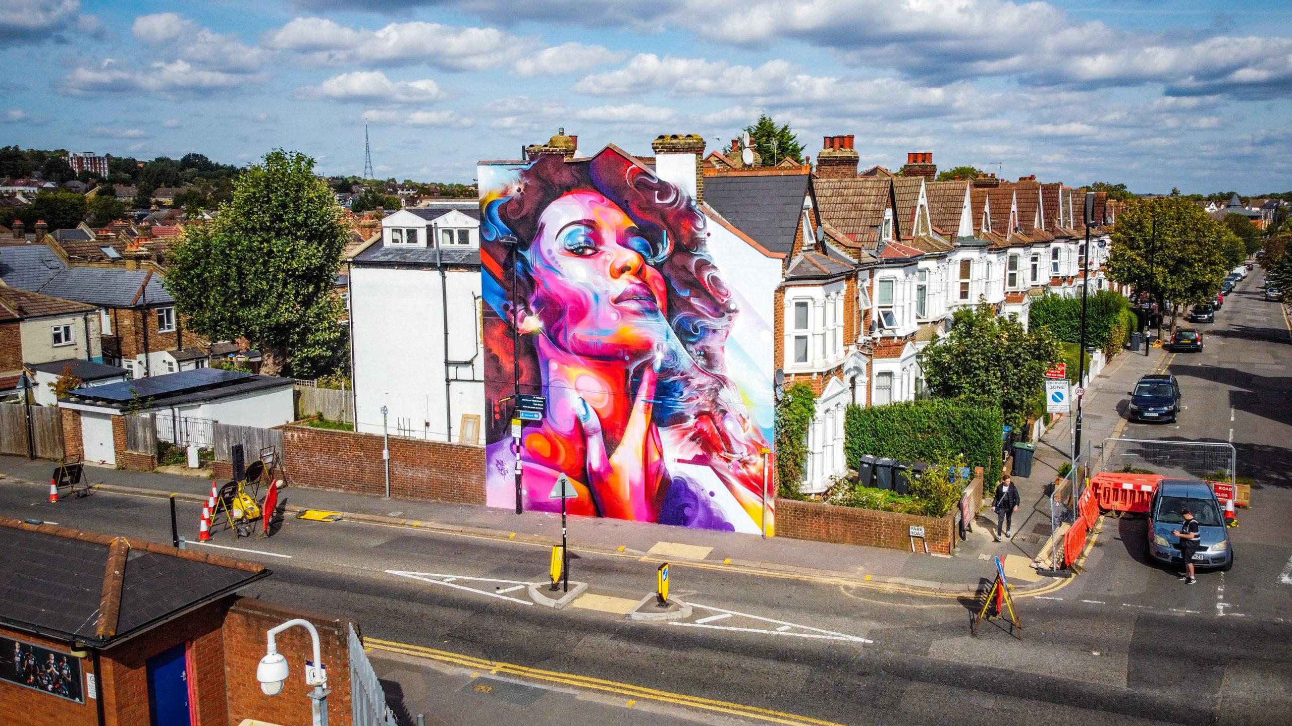 Molotow London Mural Festival