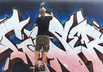 OSTEO and GESER meet up to rock pieces with MOLOTOW PREMIUM