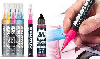 MOLOTOW™ GRAFX Aqua Ink