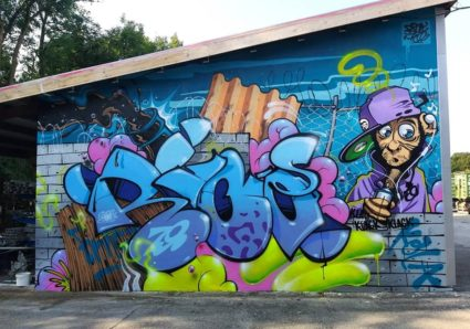 MADO by ION ART Austria featuring MR.CENZ, DANTE & RICO79