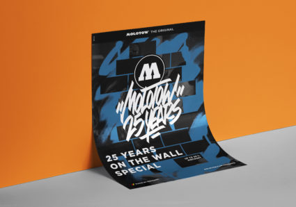 25 YEARS MOLOTOW™ SALES SPECIAL
