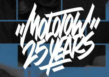 MOLOTOW™ 25 YEARS ON THE WALL SPECIAL
