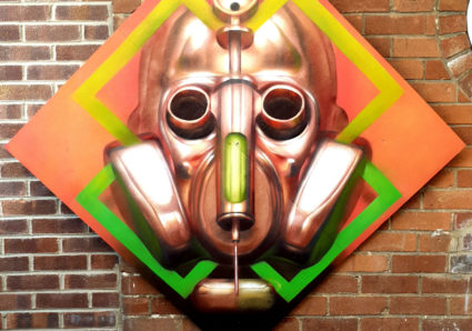 New works by British Graffiti artist REPLETE